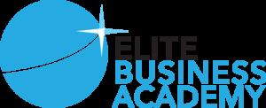 Elite Business Academy Logo Retina