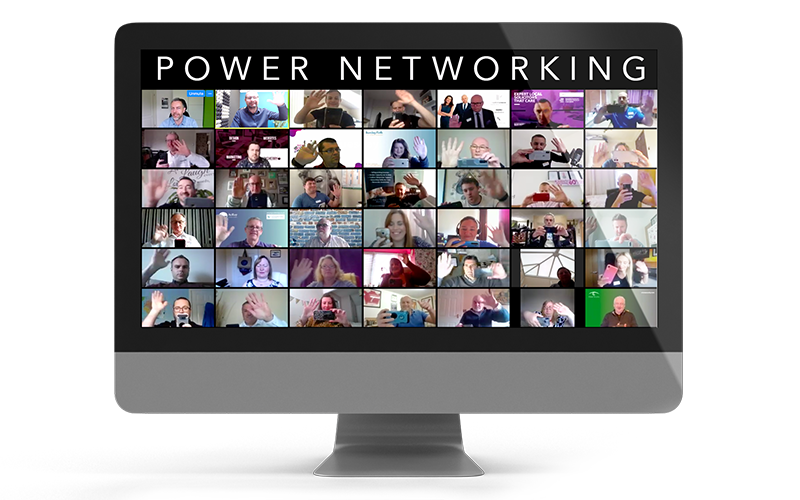 Online-Power-Networking