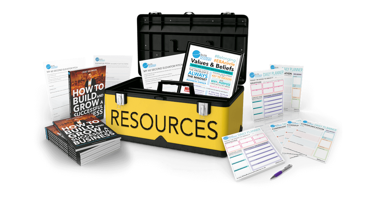 Elite Business Academy Resources