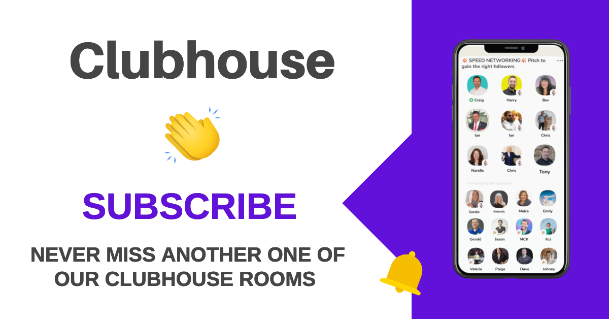 Subscribe to Clubhouse
