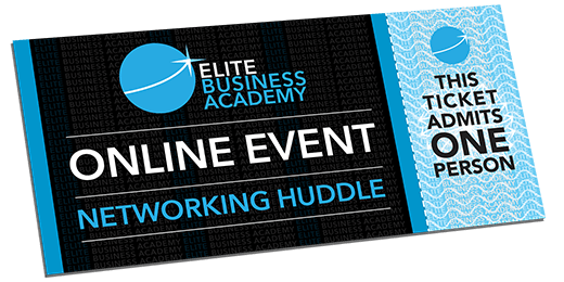 Online-Networking-Ticket